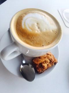 Cafe con Leche (2,50€)