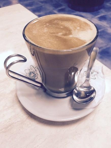 Cafe con Leche (1,40€)