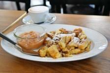HeimWerk Schwabing Fast Slow Food Restaurant Innenraum Kaiserschmarrn