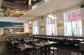 HeimWerk Schwabing Fast Slow Food Restaurant Innenraum