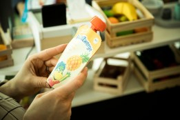 Nutri Score Lebensmittelkennzeichnung Danone 10