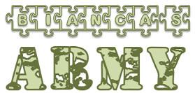 BIANCA's ARMY logo