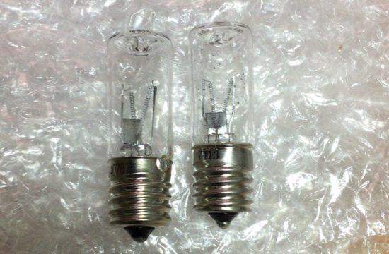 ソニッケアー紫外線ランプ交換画像