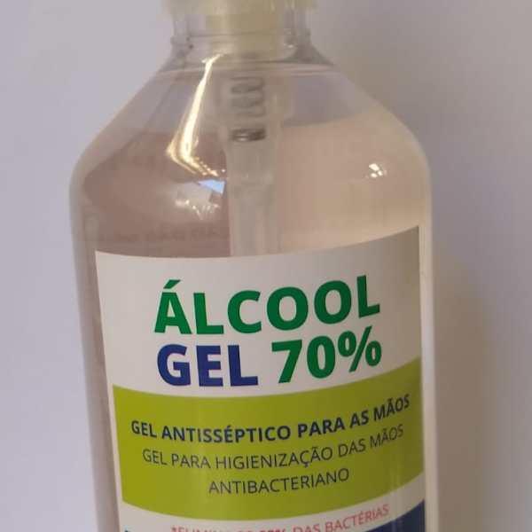 FOTO ALCOOL EM GEL
