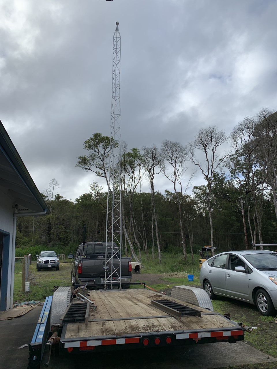 WH6FYK Mobile Tower