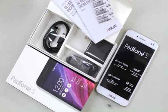 Biareview com - ASUS PadFone S