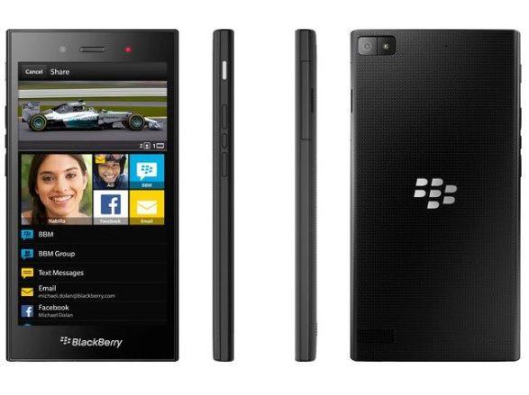 Biareview com - BlackBerry Z3