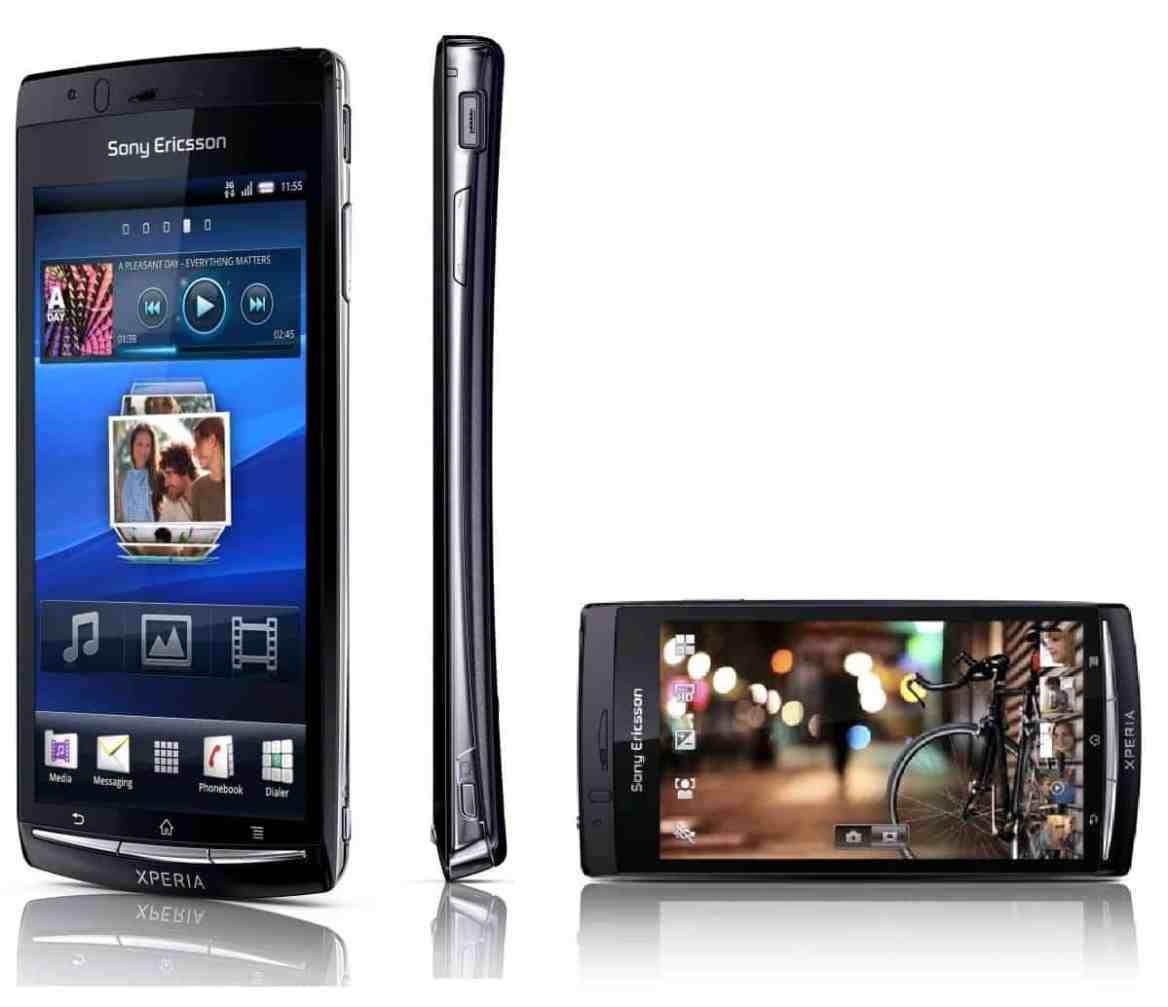Biareviewcom Sony Ericsson Xperia Arc S