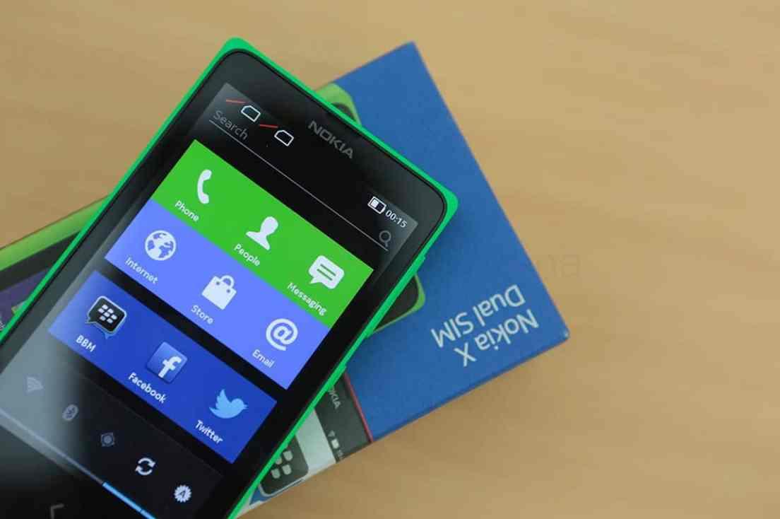 Biareview com - Nokia X