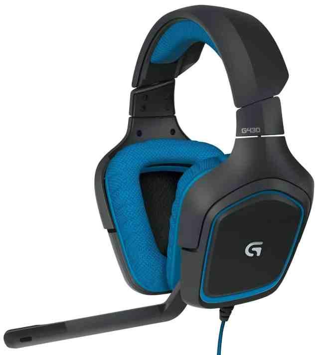 Biareview com - Logitech G430