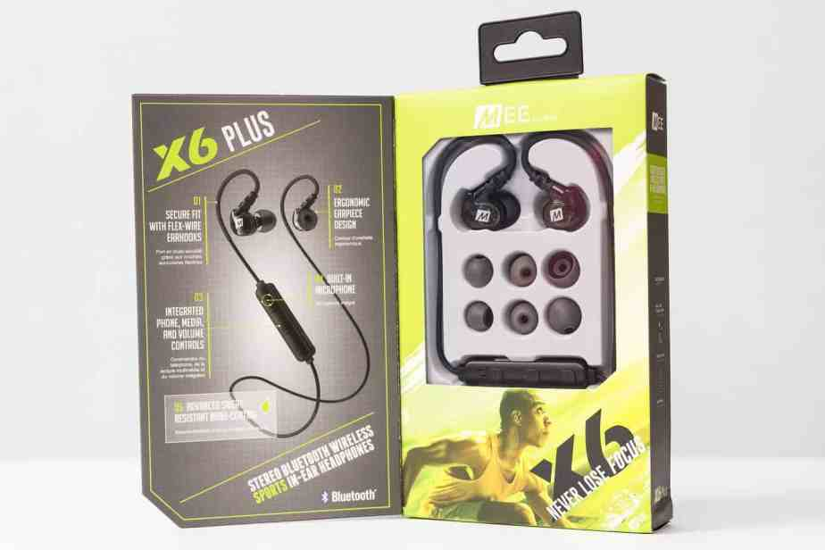 Biareview com - MEE Audio X6Plus Wireless