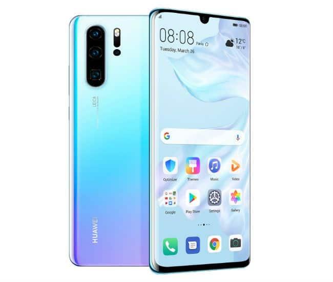 Biareview Com Huawei P30 Pro