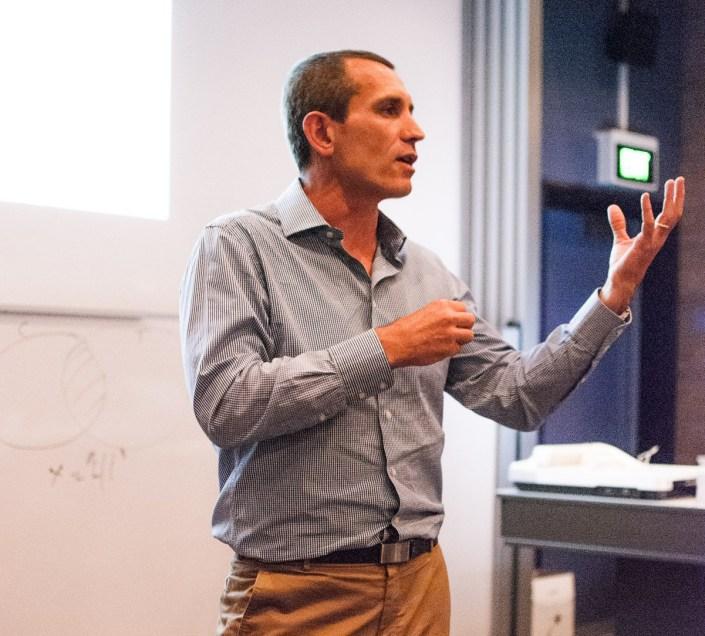 Joe Forbes at BAM Conference - Biarri Applied Mathematics
