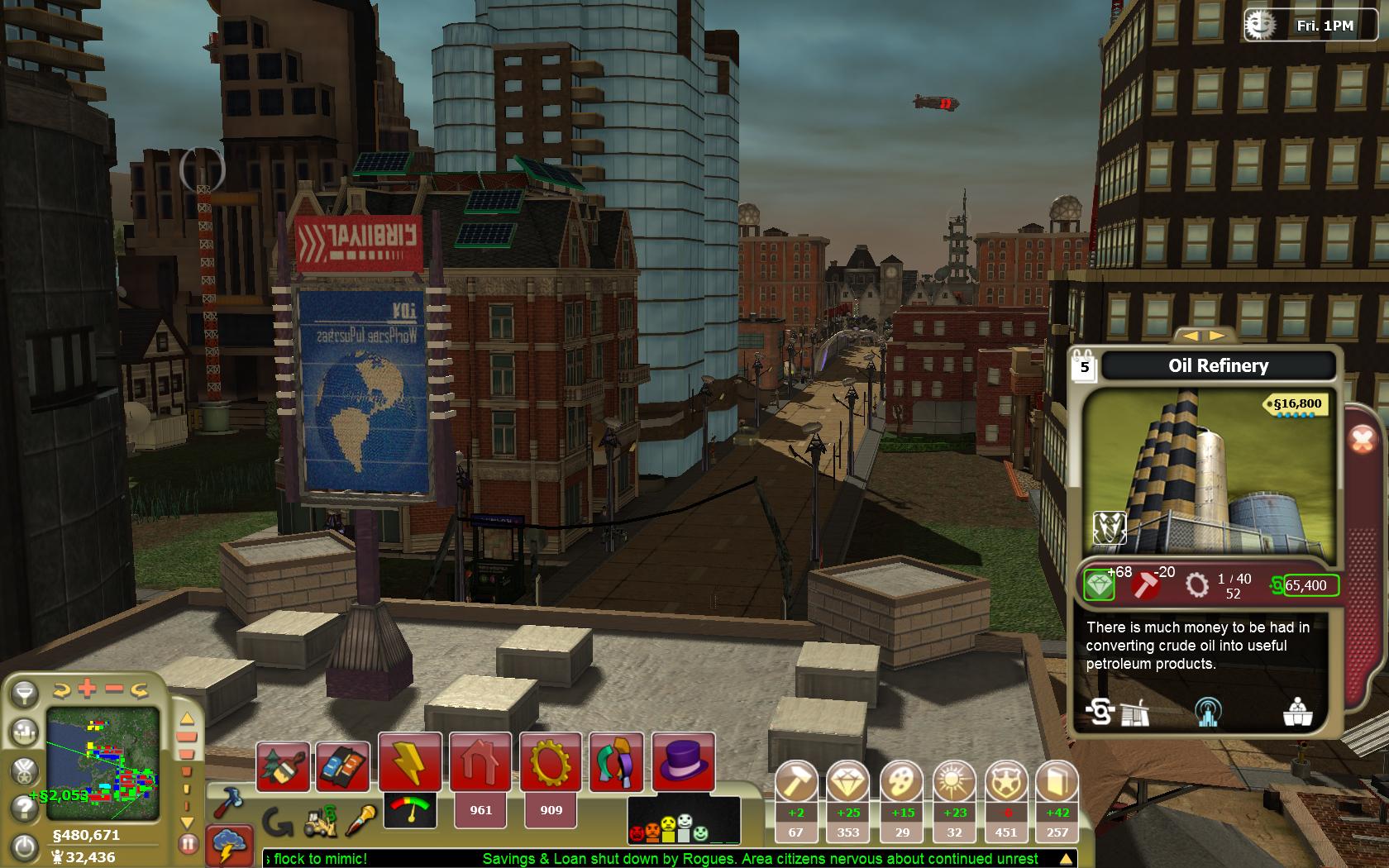 Simcity Societies Review PC Biased Video Gamer Blog
