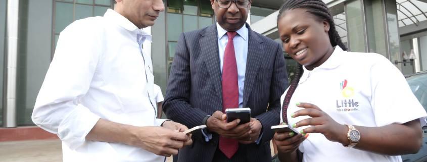 Craft Silicon and Safaricom Launch Little Cab