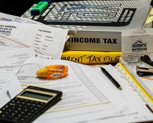 2018 PAYE Income Tax Band in Kenya