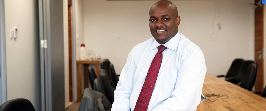 KeNIC appoints new CEO Joel Karubiu