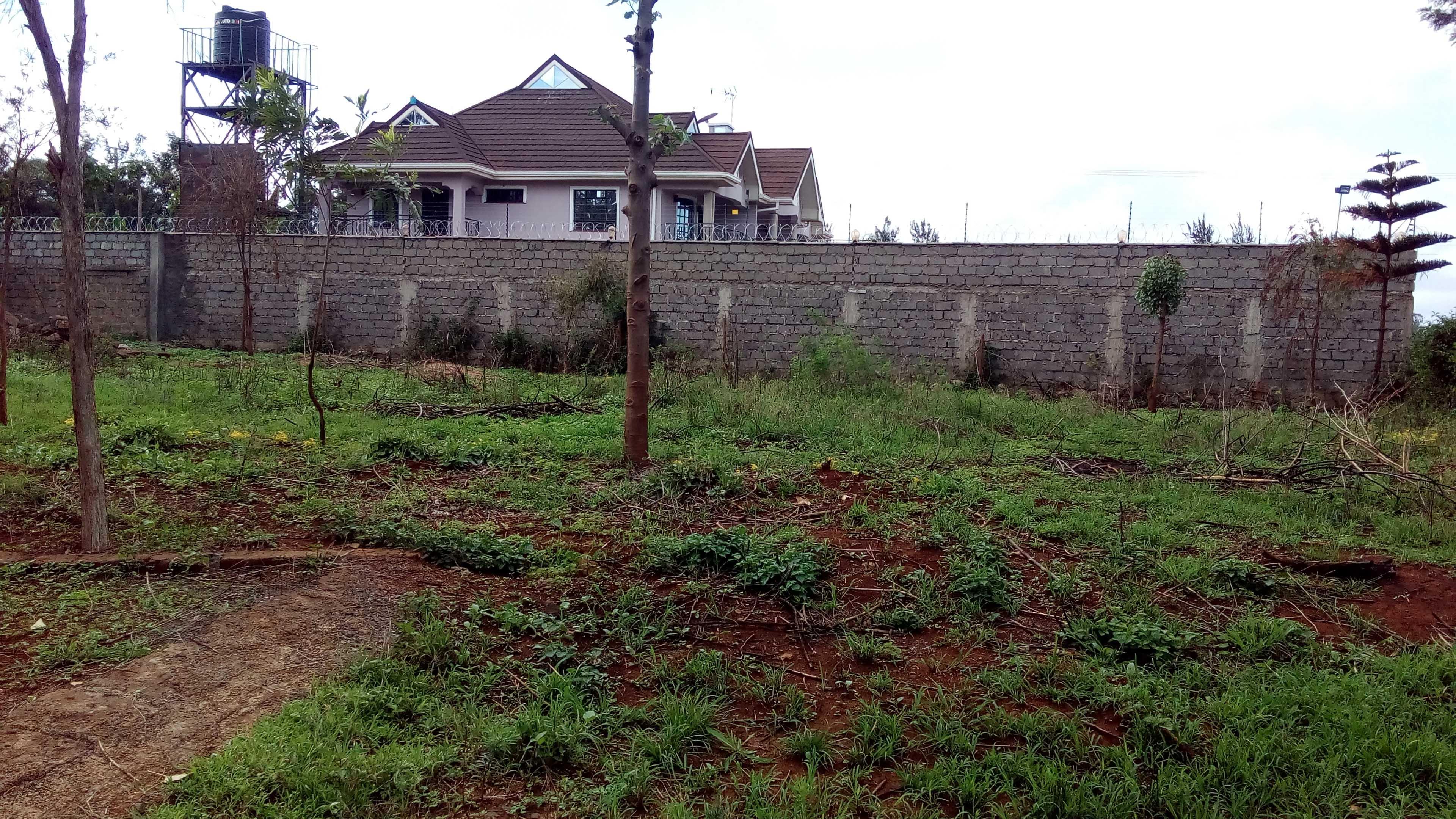 1/4 Acre Plot In Secure Controlled Development Gated Establishment.