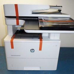 _HP LaserJet Enterprise MFP M527dn _1