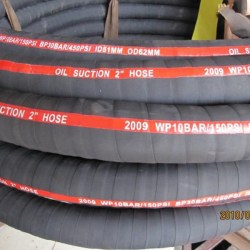 Oil Suction & Discharge Hose 250 PSI