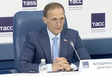 Vladimir Drachev - Russian.rt
