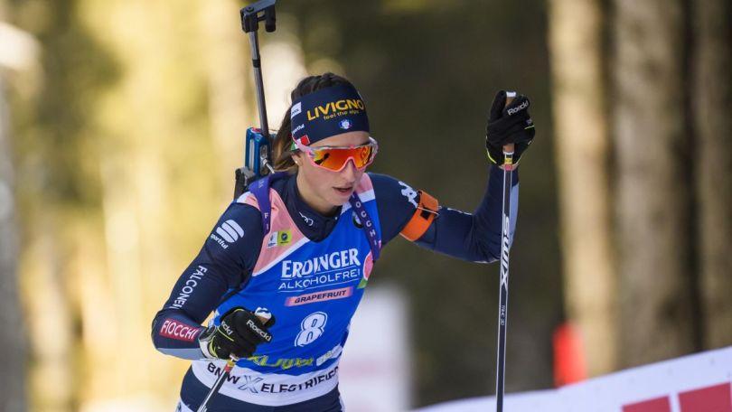 Lisa Vittozzi - Eurosport