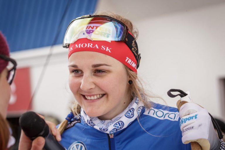 Stina Nilsson - FJÄLLTOPPLOPPET.SE