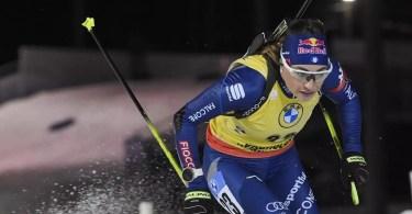 Dorothea Wierer - Markku U