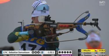 Sebastian Samuelsson - capturé d'écran SVT1
