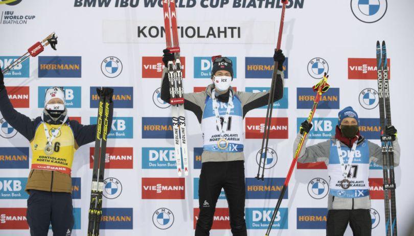Laegreid Fredrik Sandberg TT NTB