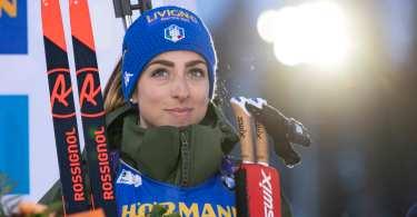 Lisa Vittozzi - IBU