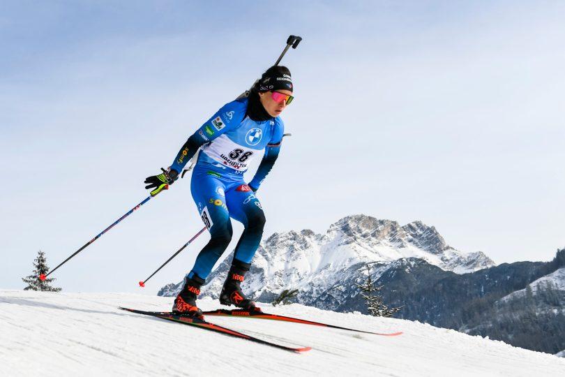 Anaïs Chevalier-Bouchet - Adelsberger/EXPA Pictures via VOIGT Fotografie