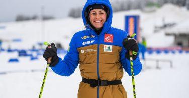 Justine Braisaz-Bouchet - Kevin Voigt