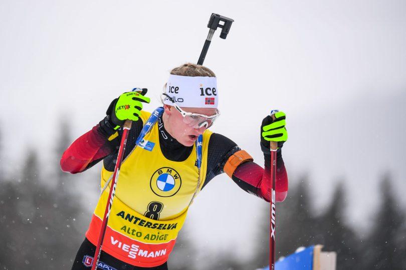 Marte Olsbu Roeiseland - Kevin Voigt