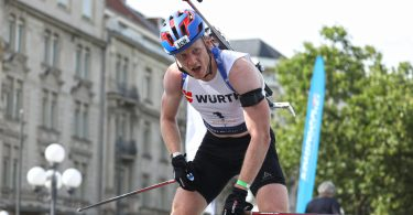Johannes Boe - City Biathlon / Biathlon Live via Julien Klein