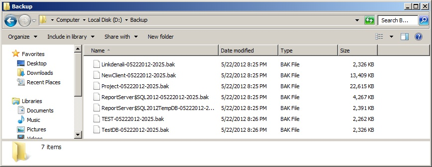 Powershell - Powershell Script to backup all user DBs in SQL Server (4/4)