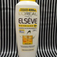 Shampoo L'Oréal Elseve Nutrição 10x