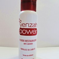 Yenzah Power - Fluido Restaurador (Anti-Quebra)