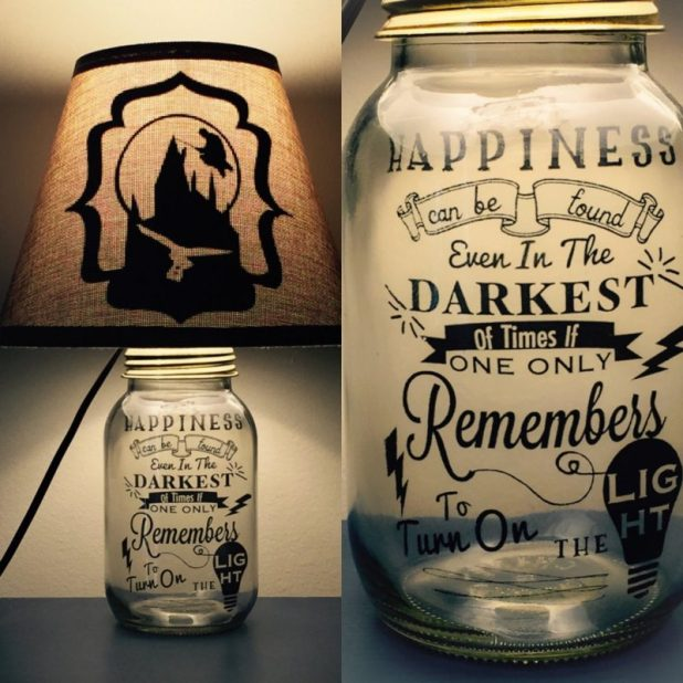 Amazing Mason Jar Lighting Idea