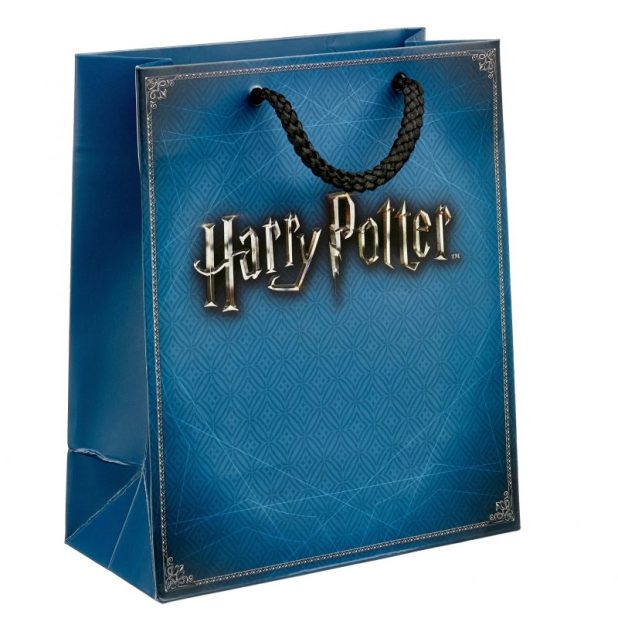 Brilliant Harry Potter Paper Bag for Gift Box