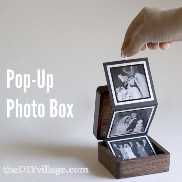 Wonderful Pop-Up Photo Box