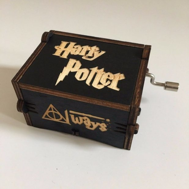 Fabulous Musical Box with Harry Potter Themed Song