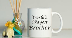 Gift Ideas for Brother