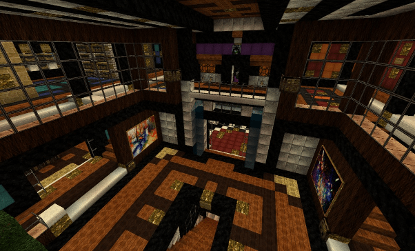 Cool Minecraft Underground Base Ideas Bib And Tuck