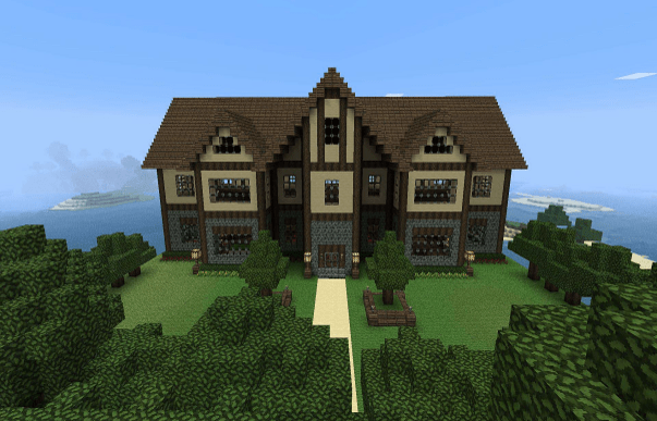 Minecraft House Ideas For Different Settings And Conditions Bib And Tuck