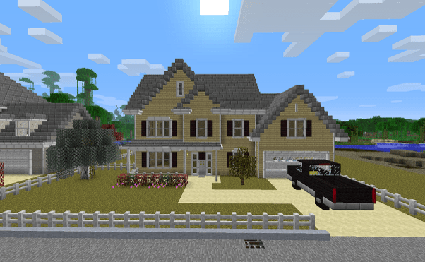 Download Simple Minecraft House Ideas Pics Minecraft Ideas Collection
