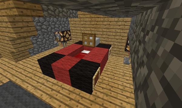 30 Creative Minecraft Bedroom Ideas in game (best image)