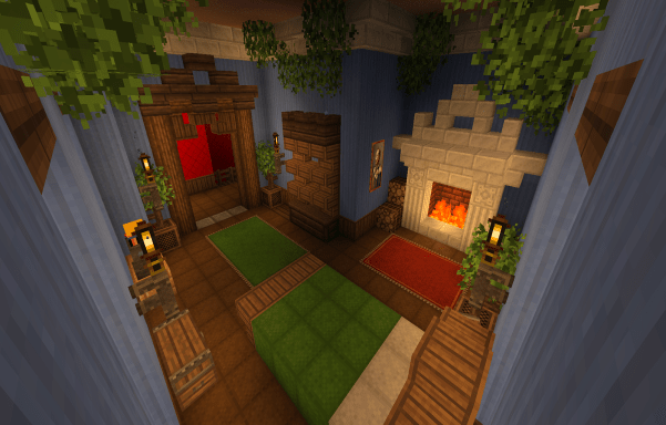 30 Creative Minecraft Bedroom Ideas In Game Best Image,Bedding Ideas For Master Bedroom