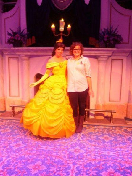 Belle, beauty and the beast, disney princesses, belle's enchanted tales, new fantasy land, walt disney world