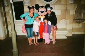 Any Photo With Mickey Is Worth Sharing